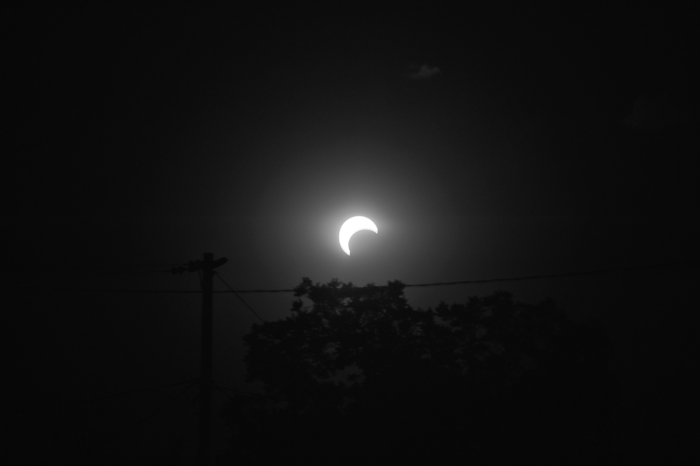 Annular Solar Eclipse Roswell, NM